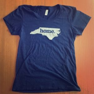 "North Carolina (NC) ""Home"" T-shirt"